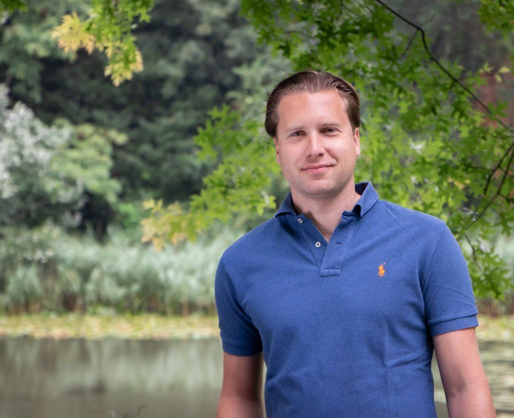 John van den Broek, osteopaat DO – MRO BSC
